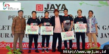 HUT Pembangunan Jaya ke 57: Apresiasi untuk Atlet Peraih Medali di Asian Games 2018.