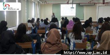 Seminar Kode Etik Psikologi di UPJ