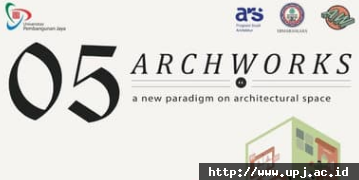 ARCHWORKS 5 2021 New Paradigm on Architectural Space